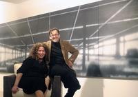 showimage Galerie Cerny + Partner mit Wendels und Bach auf Erfolgskurs