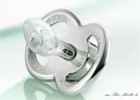 Silber-Schnuller: Die sichere Geldanlage für Ihren Nachwuchs