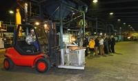 """Nachtschicht im LEDA Werk: Die """"lange Nacht der Industrie"""" war ein voller Erfolg"""