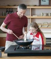 Oranier Küchentechnik: Kochen mit Gas – Darauf schwören nicht nur namhafte Fernsehköche