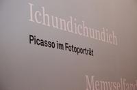 Picasso im Fotoporträt