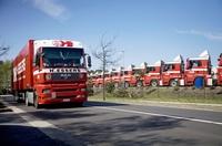 Belgische Essers-Gruppe rüstet 2.000 Sattelauflieger mit  dem neuen Transics-Modul TX-Magellan Geo aus