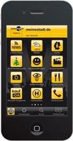 """""""Weihnachten für unterwegs"""": meinestadt.de integriert spezielle """"Weihnachtsmarkt-Kategorie"""" in seine mobile App"""