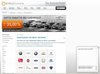 Live-Chat belebt Carneoo -Portal