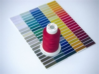 Embroidery: New Colours available for Poly 60 und Filaine