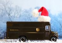UPS Christmas Truck 2011: UPS hilft auch in diesem Jahr wieder dem Weihnachtsmann