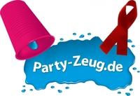 Buntes Party Zeugs spendet Erlöse