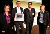 Flottenmanagement: Telematikspezialistin Transics gewinnt Europäischen Transportpreis für Nachhaltigkeit 2012