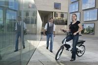 Die Fahrradwelt freut sich auf die Besuchermesse VELOBerlin 2012