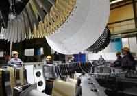 Globales Siemens-Fertigungsnetz für Gasturbinen in St. Petersburg