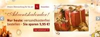 BAUR-Adventskalender vom 5. Dezember: Lieferung frei Haus!
