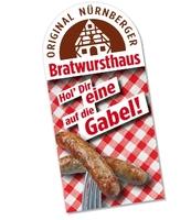 Fränkische Küche: Nürnberger Bratwurst jetzt im Online-Versand