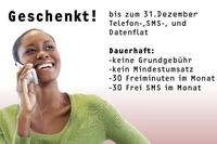 showimage Kostenlos mobil telefonieren, simsen und im Internet surfen.  Angebot auf 10.000 SIM-Karten begrenzt.