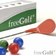 freeGolf als Weihnachtsgeschenk für