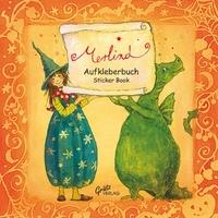 Merlind Aufkleberbuch - Zauberideen aus dem Grätz Verlag
