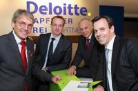 Neue Partnerschaft von Deloitte Kapferer Frei und Grüner