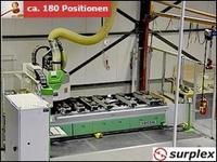 Betriebsauflösung! Holzbearbeitungsmaschinen in Online Versteigerung