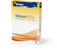 Steuern sparen mit PC und Mac  mit der WISO Sieger-Software