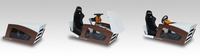 The recent ConverTTable driving simulator - manufacturing and test drive
