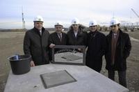 Goodman: Grundsteinlegung für das Logistikzentrum von Zalando in Erfurt erfolgt