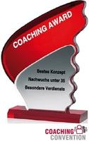 Jeder Coach will ihn, 3 bekommen ihn – den Caoching Award 2012