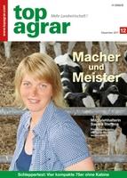 """40 Jahre """"top agrar"""" - Marktführer auf allen Kanälen"""