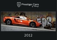 Luxusauto-Kalender 2012 von Prestige Cars