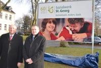 """""""St.Georg@60!"""" - Schirmherrin: NRW-Ministerpräsidentin Kraft"""