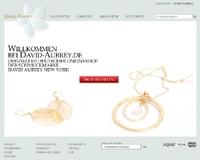 Schmuckdesigner David Aubrey startet deutschen Onlineshop