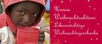 Kurz vor Weihnachten hilft e-dialog UNICEF bei der Spendensammlung