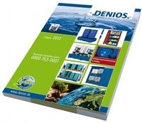 Der neue DENIOS-Katalog 2012: Produktprogramm weiter optimiert