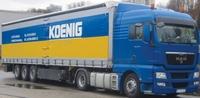 Unternehmensgruppe Hergarten: Neuer Logistikstandort für Stahlspedition Koenig