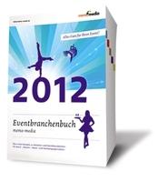 Eventbranchenbuch memo-media 2012 ab Januar erhältlich