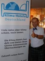 Klima-Hotel Creativhotel Luise hat Klimaschutzbilanz weiter verbessert