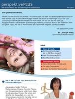 Die Schwenninger Krankenkasse bietet den besten Kunden-Newsletter