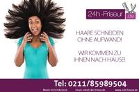 24h-Friseur Düsseldorf - wir schneiden bei Ihnen zu Hause