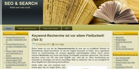 Seo-and-search.de - das Portal mit Potenzial