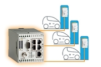 Intelligent networks for charging stations: INSYS icom solutions for connecting e-mobility applications