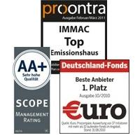 Neuer IMMAC Klassiker Renditefonds 54. mit 6,5% p.a. monatlicher Auszahlung!