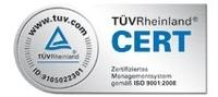 Detektei Lentz erhält erneut TÜV-CERT®