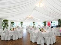 Hochzeitstrends 2012: Schöner feiern in stilvollem Ambiente