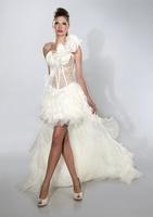 Der Brautshop Kleiderfreuden aus Nienburg nimmt mit einem ihrer schönsten Brautkleider an der Wahl zum Traumklei des Jahres 2012 teil