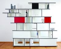 Das universelle Möbel- und Regalsystem