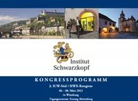 HWX- und ICW e.V. -Süd-Kongress erstmalig in Würzburg