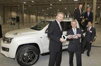 Goodman übergibt ersten Hallenabschnitt an Volkswagen Nutzfahrzeuge in Hannover