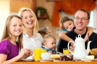 Drei Haupt- und zwei Zwischenmahlzeiten ideal