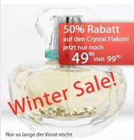 Winter Sale bei MyParfuem