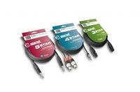 Kabel für alle Anforderungen - Adam Hall präsentiert das neue Star-Series Kabelsortiment