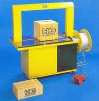 H+D, der Spezialist für Verpackungstechnik und Umreifungsmaschinen, ergänzt sein Stretchwicklerprogramm um einige revolutionäre Neuheiten