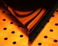 Infrarot-Strahler verbessern Lackoberflächen